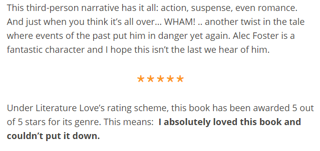 Literature love review